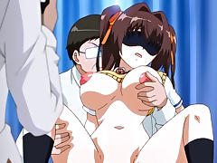 Two hentai babes gets fucked tube porn video
