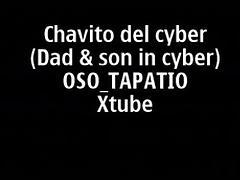 CHAVITO DEL CYBER ( Hot boy in the cyber ) tube porn video