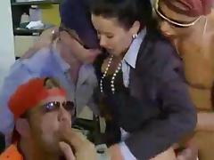 Classic german businesswoman tube porn video