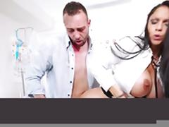 Doctor Adventures: Cumming Out of a Coma. Marta La Croft, Pablo Ferrari tube porn video