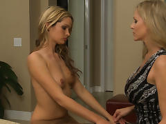 India Summer & Prinzzess & Ryan Keely & Julia Ann in Lesbian House Hunters #02, Scene #03 tube porn video