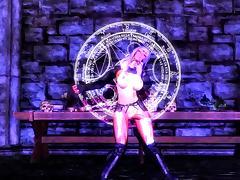 Skyrim sexy dance -Cyber Thunder Cider- HDT (futanari) tube porn video
