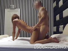 Skinny Teen Caught Escorting On Hidden Camera In Hotel tube porn video