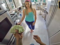 Klara Gold in Klara The Pipe Cleaner tube porn video