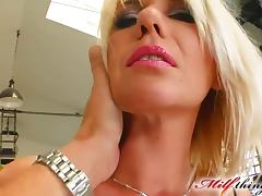 Milf Thing MILF ### works her clients cock tube porn video
