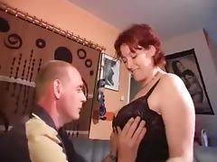 Germanredhead BBW tube porn video