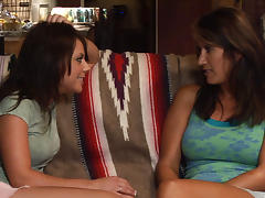 Torri Secret & Penny Flame in Lesbian Triangles #14, Scene #01 tube porn video