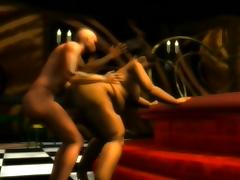 3D Porn Italian Dub tube porn video