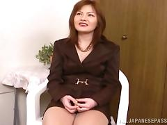 Puffy nipples Asian girl licked all over and fucked hardcore tube porn video