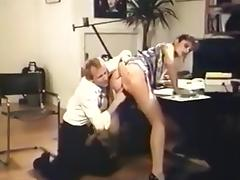 Boss Gets Fucked In Stockings And Heels tube porn video