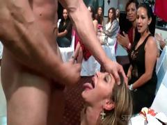 Orgy with party hoes giving blowjobs tube porn video