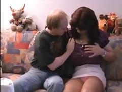 Homemade crossdresser sex tube porn video