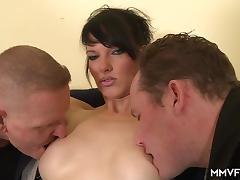 MMV FILMS Anal German babe tube porn video