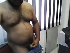 Indian Chennai Hairy Hunk tube porn video