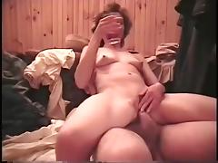 Alina in sauna (witch sound) tube porn video