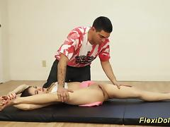 lucy doll is my real flexi doll tube porn video