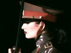 Soviet brutal lesbian soldiers tube porn video