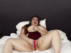 Sexy Chunker Handcuffed and Eats Load tube porn video