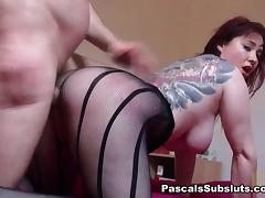 Donna: I'll Be His Bitch For Your Birthday - PascalSsubsluts tube porn video