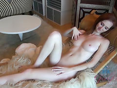 Dee Dee Lynn in Virtual Date Movie - AtkGirlfriends tube porn video