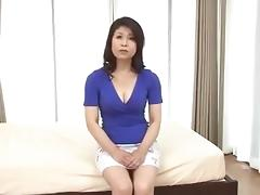 Japanese mature 50yr tube porn video