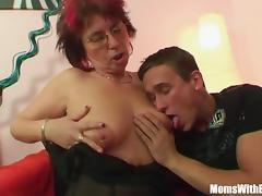 Emo Grandma Jana Pesova Fucked In Sexy Stockings tube porn video