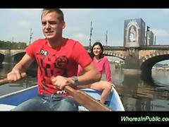 hot boat trip porn in public tube porn video