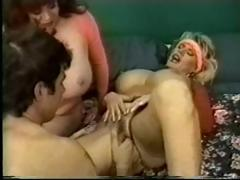 Vintage boobs tube porn video