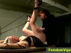 Bdsm lezdom nasty fetish mistress tube porn video