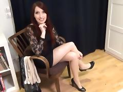 Latex strumpfhose im alltag tube porn video