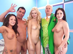 Jennifer White, Charity Bangs And Charlyse Angel tube porn video