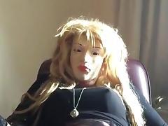Nice cumshot on black dress first version tube porn video