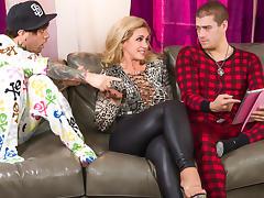 Ryan Conner in My Step Mom Is A Porn Star, Scene #01 - BurningAngel tube porn video