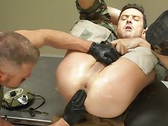 Evan Matthews & Rex Gravis in Armed Services , Scene #02 tube porn video