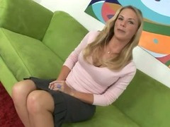 Amazing Cougar Kayla Synz tube porn video