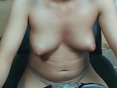 young puffy nipples tube porn video