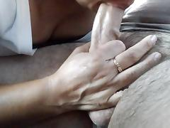 Latina Cheating Wife Blows Me in the Backseat tube porn video