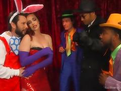 jessica rabbit services all the boys tube porn video