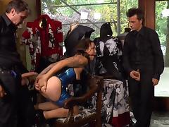 coco gets humiliated in public tube porn video