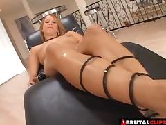 Black dick is totally what this pretty senorita needs today tube porn video