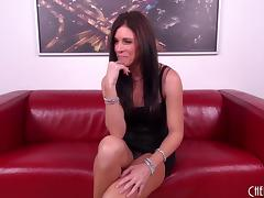 Live milf sex show with gorgeous India Summer fucking tube porn video