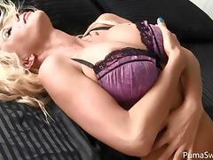 Swedish PornStar Puma Swede Has a Wet Dream! tube porn video