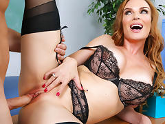 Diamond Foxxx & Peter Green - MyFirstSexTeacher tube porn video