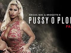 Abigail Mac & Bridgette B & Keiran Lee in Pussy O Plomo: Part 3 - Brazzers tube porn video