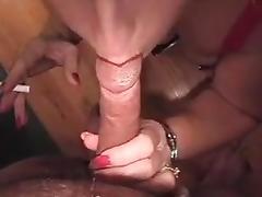 Smoking blowjob tube porn video