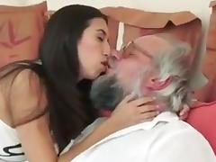 She gets her birthday wish tube porn video