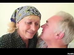 Granny watches grandpa fucks nurse in hospital tube porn video