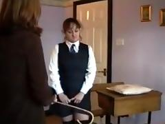 Caned tube porn video