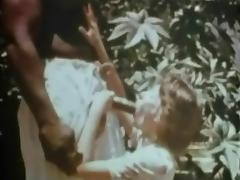 plantation love slave - Classic Interracial 70s tube porn video
