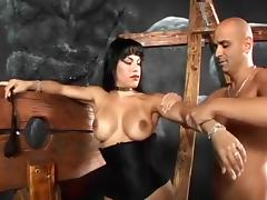 Vin Deacon Gets Nasty With Dominatrix Foxxy tube porn video